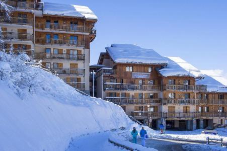 Location au ski Residence Les Chalets De Wengen - Montchavin - La Plagne