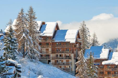 Location Montchavin La Plagne : Résidence les Chalets de Wengen hiver