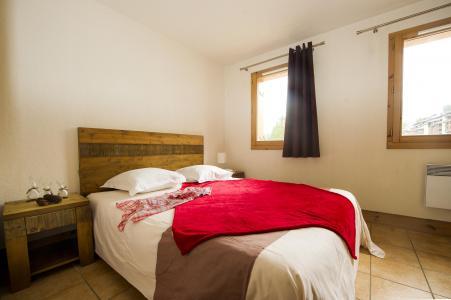 Rent in ski resort Résidence les Chalets de Wengen - Montchavin La Plagne - Bedroom