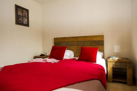 Rent in ski resort Résidence les Chalets de Wengen - Montchavin La Plagne - Double bed