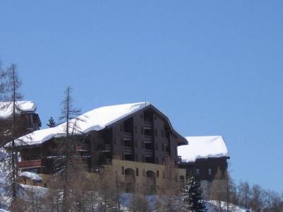 Location au ski Appartement 2 pièces 4 personnes (015) - Residence Pendule - Montchavin - La Plagne