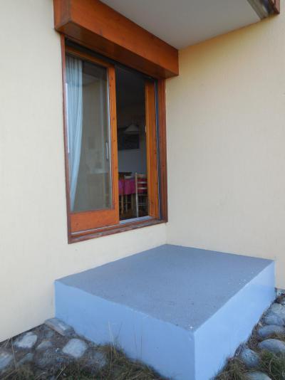 Location au ski Studio 3 personnes (002) - Résidence Pendule - Montchavin - La Plagne - Extérieur hiver