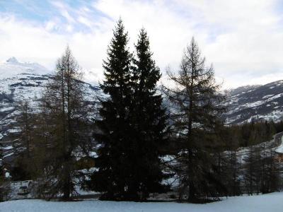 Location au ski Studio 3 personnes (002) - Résidence Pendule - Montchavin - La Plagne