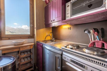 Location au ski Appartement 2 pièces 4 personnes (015) - Résidence Pendule - Montchavin La Plagne