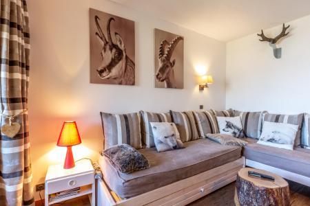 Location au ski Appartement 2 pièces 4 personnes (016) - Résidence Pendule - Montchavin La Plagne