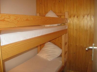 Location au ski Studio 3 personnes (002) - Résidence Pendule - Montchavin - La Plagne - Lits superposés