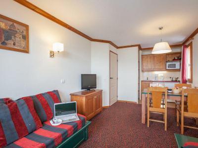 Location au ski Appartement 2 pièces 3-5 personnes - Résidence Pierre & Vacances Marelle & Rami - Montchavin La Plagne