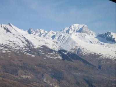 Location au ski Studio coin montagne 4 personnes (722) - Résidence Sextant - Montchavin - La Plagne