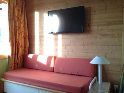 Location au ski Studio coin montagne 4 personnes (721) - Résidence Sextant - Montchavin - La Plagne