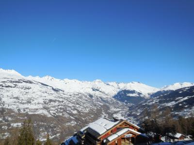 Vacances en montagne Appartement 2 pièces 5 personnes (107) - Résidence Sextant - Montchavin La Plagne - Extérieur hiver