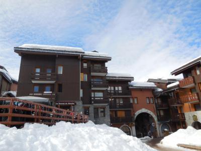 Location au ski Appartement 2 pièces 4 personnes (025) - Résidence Trompe l'Oeil - Montchavin La Plagne