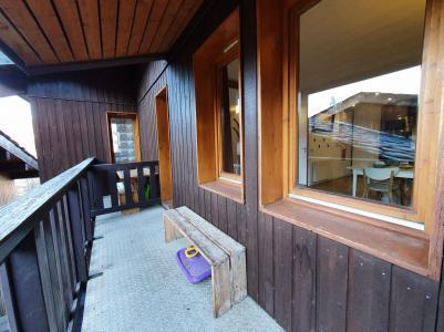 Location au ski Appartement 2 pièces 4 personnes (028) - Résidence Trompe l'Oeil - Montchavin La Plagne