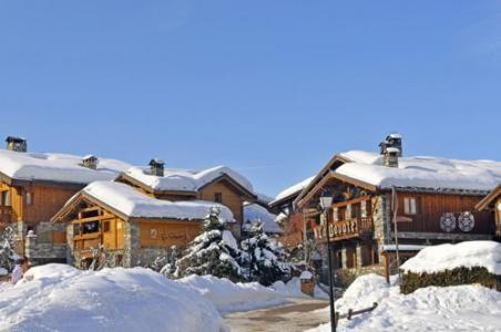 Location Montchavin : Vvf Villages L'eterlou hiver