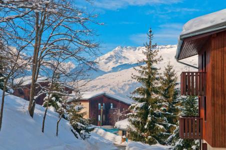 Location Montchavin La Plagne : VVF Villages le Balcon du Mont-Blanc hiver