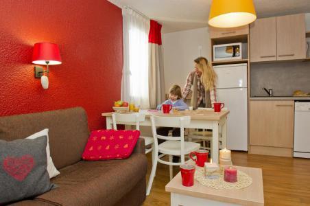 Location 8 personnes Appartement 3 pièces 8 personnes - VVF Villages le Balcon du Mont-Blanc