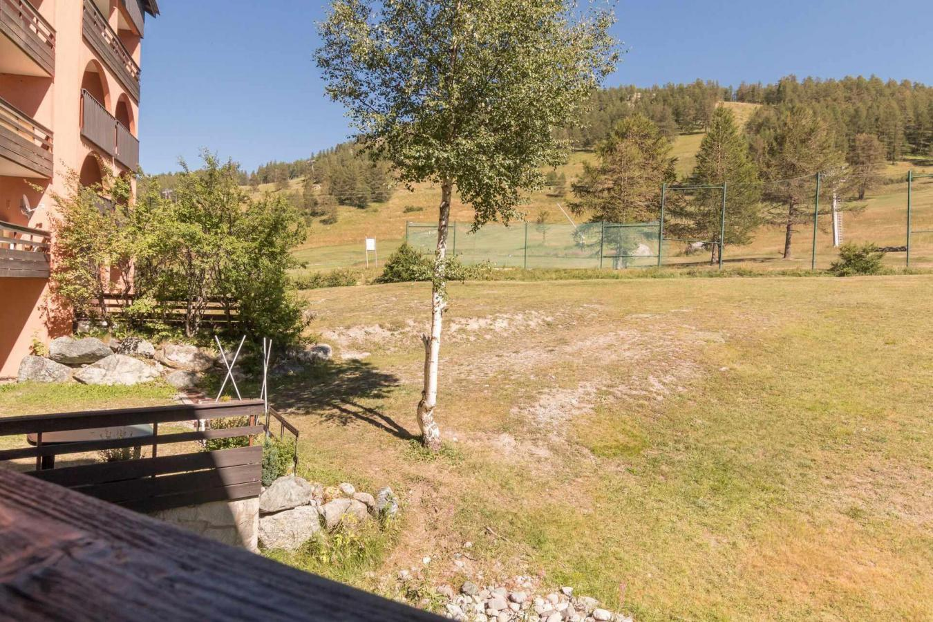 Location au ski Studio coin montagne 4 personnes (TESS24) - La Residence Ferme D'augustin - Montgenèvre