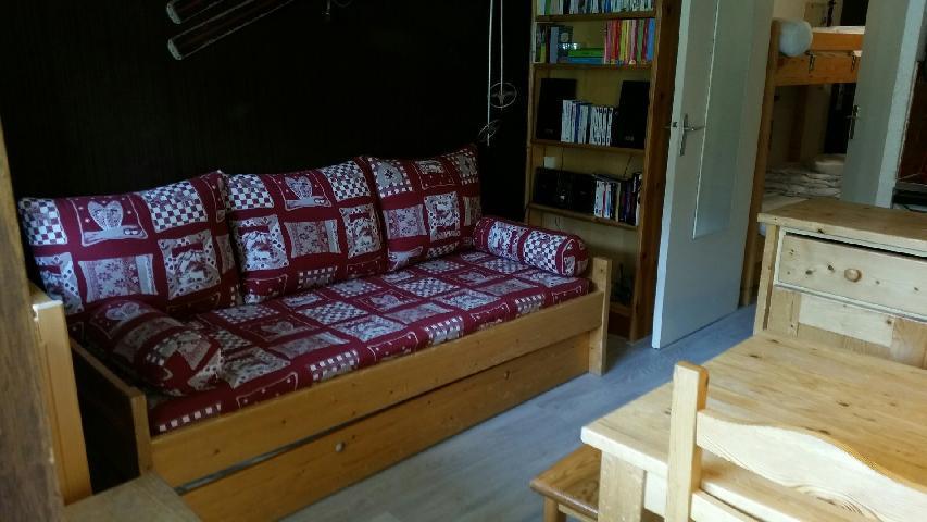 Location au ski Appartement 2 pièces 5 personnes (420) - La Residence Ferme D'augustin - Montgenèvre - Séjour