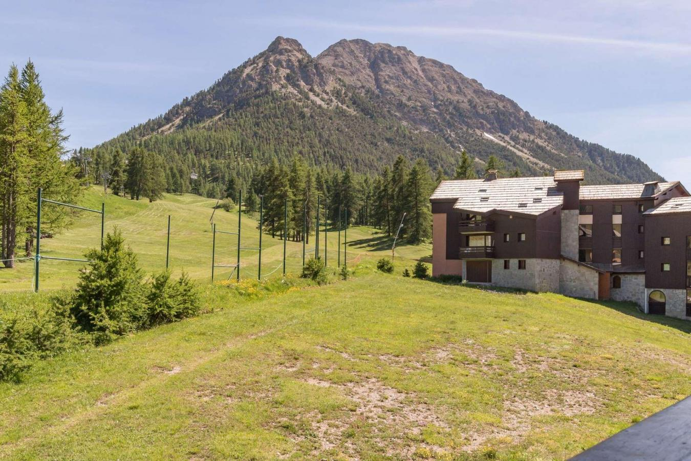 Location au ski Appartement 2 pièces coin montagne 4 personnes (DOTA14) - La Residence Ferme D'augustin - Montgenèvre - Kitchenette