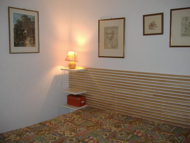 Location au ski Appartement 2 pièces coin montagne 6 personnes (VES104) - La Residence Ferme D'augustin - Montgenèvre - Lit double
