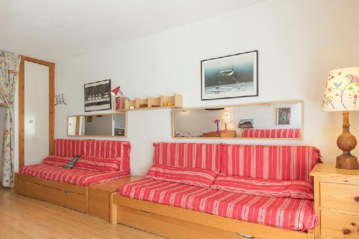 Location au ski Studio 4 personnes (35538) - La Residence Les Anges - Montgenèvre