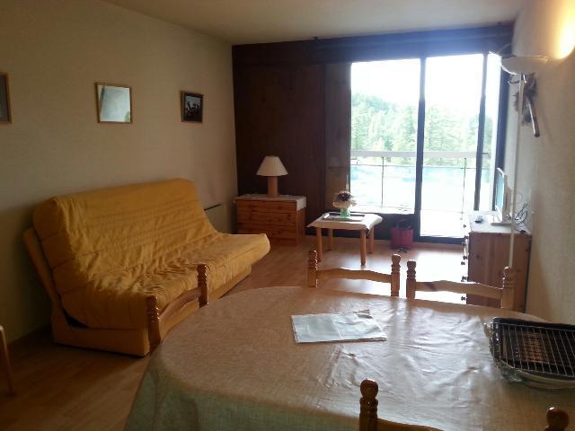 Location au ski Studio coin montagne 4 personnes (ORIO54) - La Residence Les Anges - Montgenèvre - Séjour