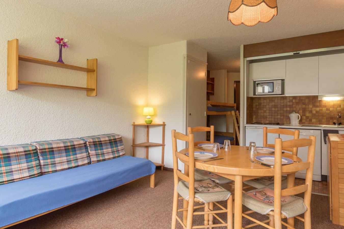 Location au ski Studio coin montagne 4 personnes (JOL405) - La Residence Les Chalmettes - Montgenèvre
