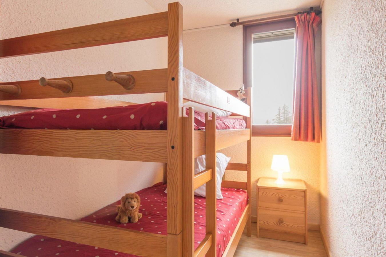 Location au ski Appartement 2 pièces coin montagne 6 personnes (BEN329) - La Residence Les Chalmettes - Montgenèvre - Canapé-lit