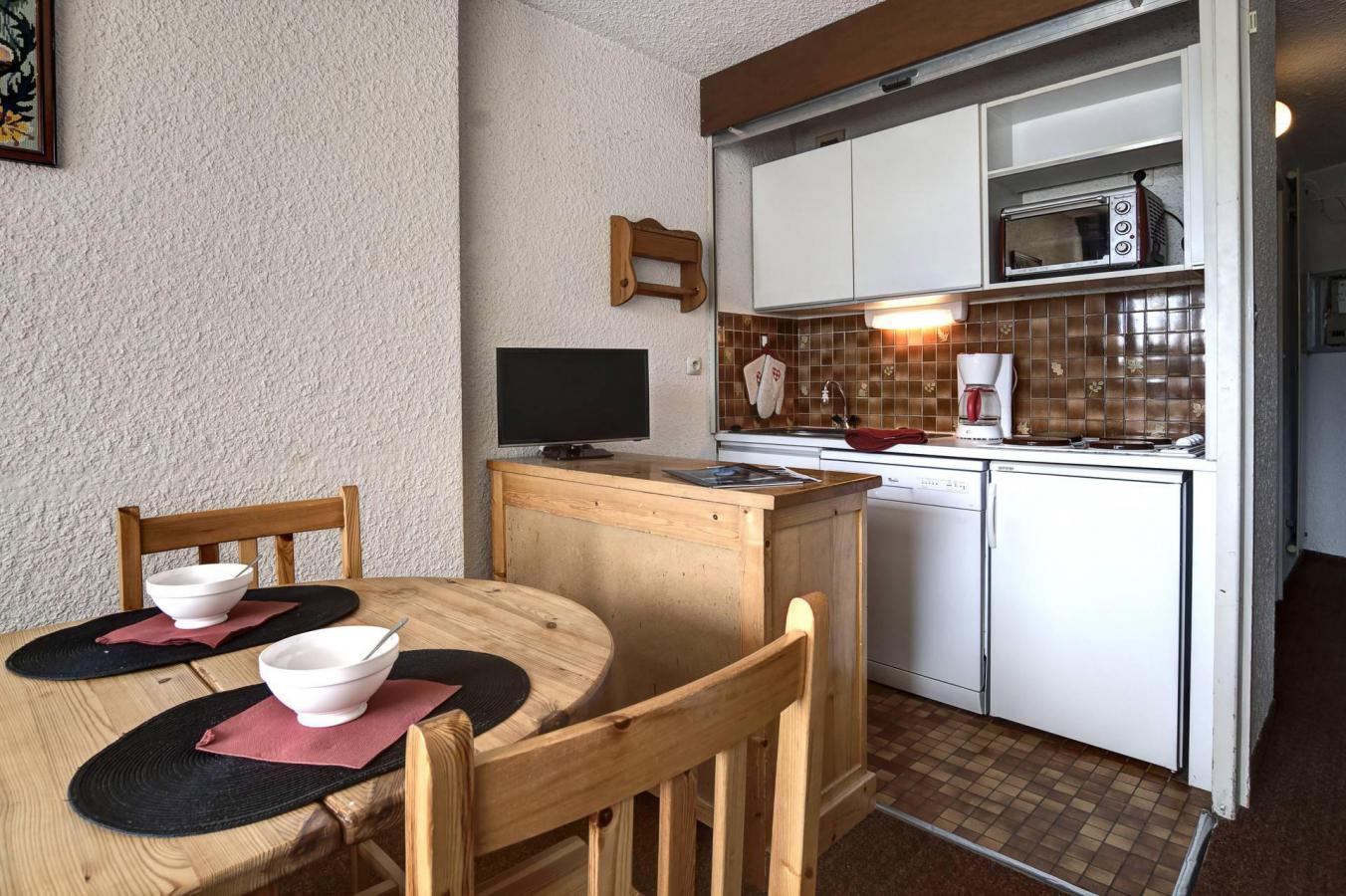 Location au ski Studio coin nuit 4 personnes (AUT118) - La Residence Les Chalmettes - Montgenèvre - Wc