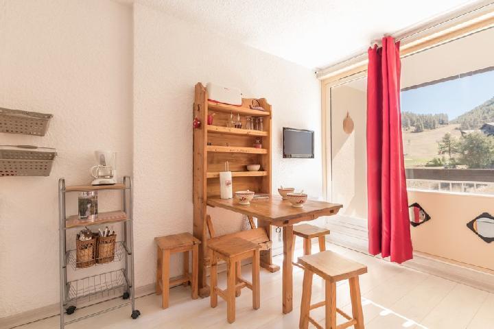 Location au ski Studio coin nuit 4 personnes (PAU403) - La Residence Les Chalmettes - Montgenèvre - Chaise