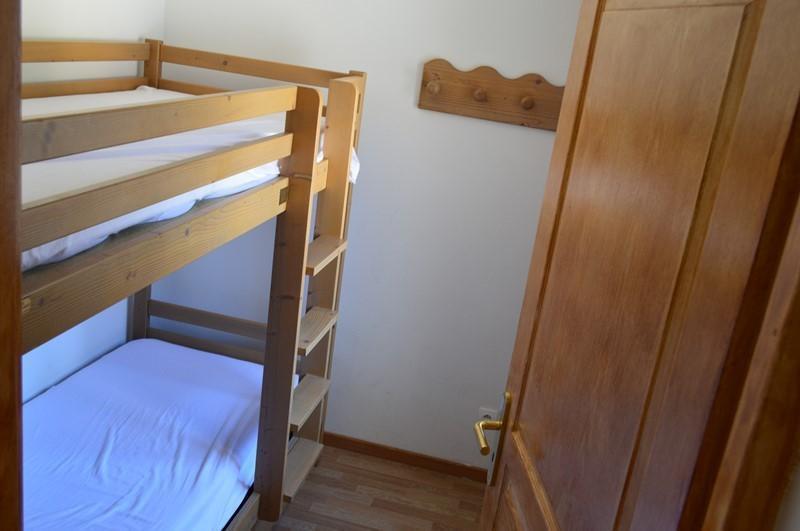 Location au ski Appartement 2 pièces 4 personnes (NG 15) - La Residence Neige Et Golf - Montgenèvre - Lits superposés