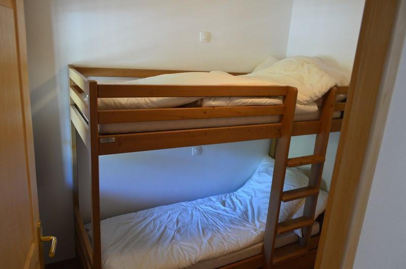 Location au ski Appartement 2 pièces 4 personnes (NG 9) - La Residence Neige Et Golf - Montgenèvre - Lits superposés