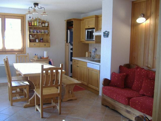 Location appartement au ski Residence Bois Du Suffin