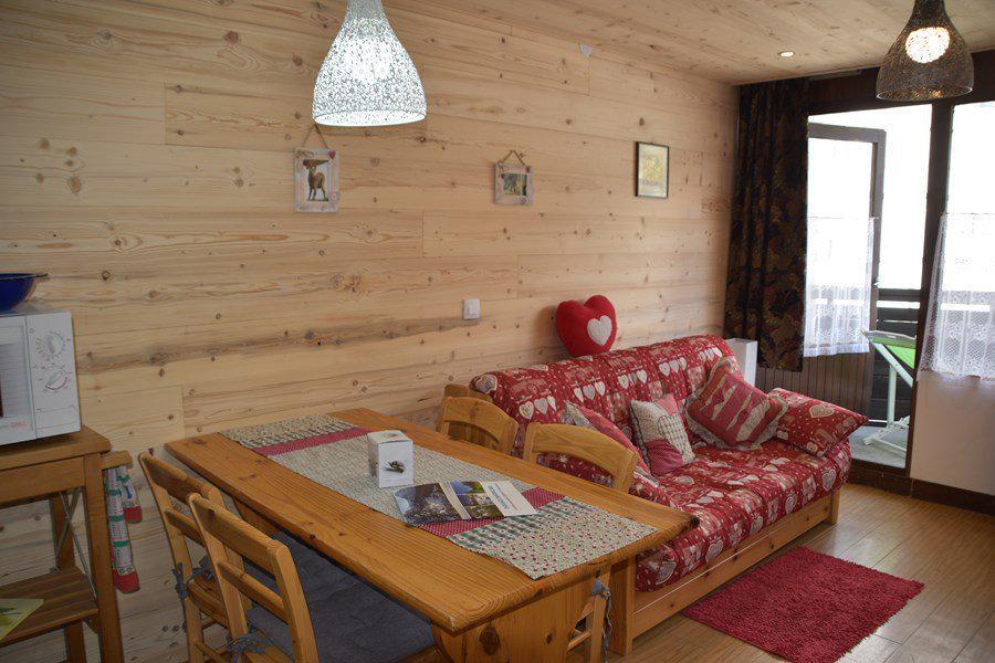 Location au ski Studio coin montagne 4 personnes (55) - Residence La Loubatiere - Montgenèvre