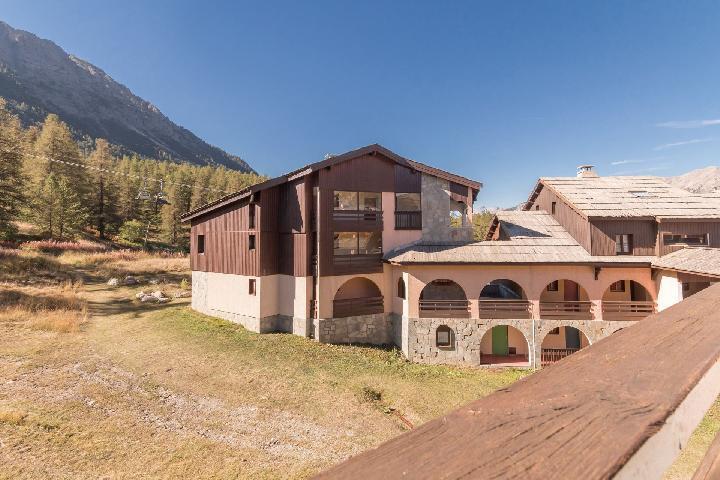 Location au ski Appartement duplex 2 pièces coin montagne 6 personnes (STAN18) - La Residence Ferme D'augustin - Montgenèvre