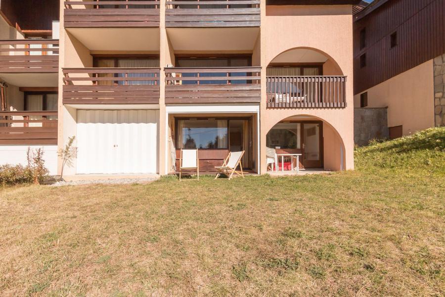 Аренда на лыжном курорте Апартаменты 2 комнат 4 чел. (MICH93) - La Résidence Ferme d'Augustin - Montgenèvre