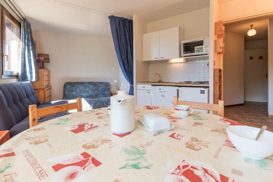 Аренда на лыжном курорте Апартаменты 2 комнат 5 чел. (ROBE17) - La Résidence Ferme d'Augustin - Montgenèvre