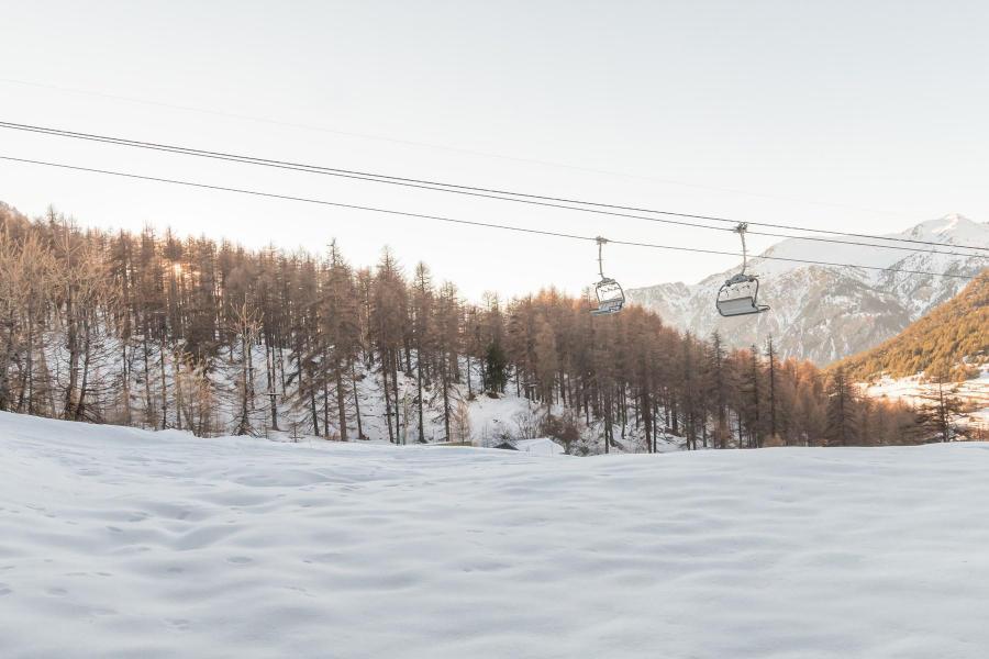 Soggiorno sugli sci Studio con alcova per 4 persone (SIL094) - La Résidence Ferme d'Augustin - Montgenèvre