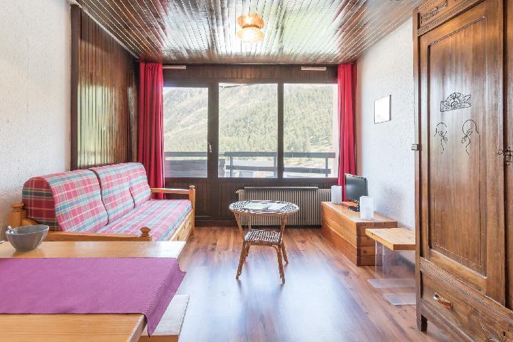 Location au ski Studio 2 personnes (LAVATE) - La Residence La Loubatiere - Montgenèvre