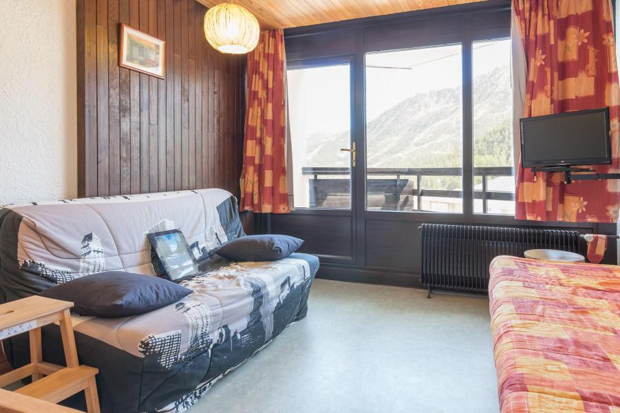 Аренда на лыжном курорте Апартаменты 2 комнат 6 чел. (MANGIN) - La Résidence la Loubatière - Montgenèvre