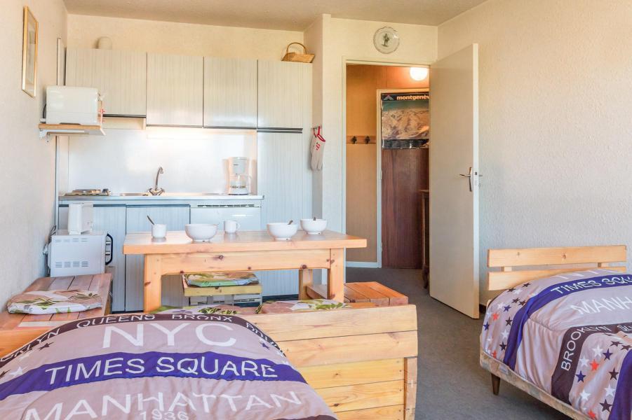 Аренда на лыжном курорте Апартаменты 2 комнат 5 чел. (MULARD) - La Résidence la Loubatière - Montgenèvre