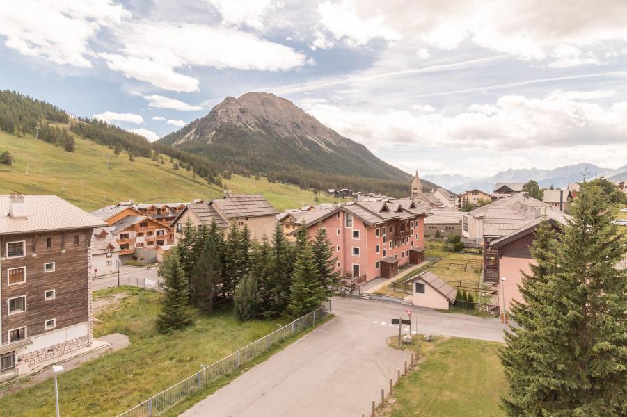 Аренда на лыжном курорте Квартира студия для 3 чел. (GEY140) - La Résidence la Loubatière - Montgenèvre