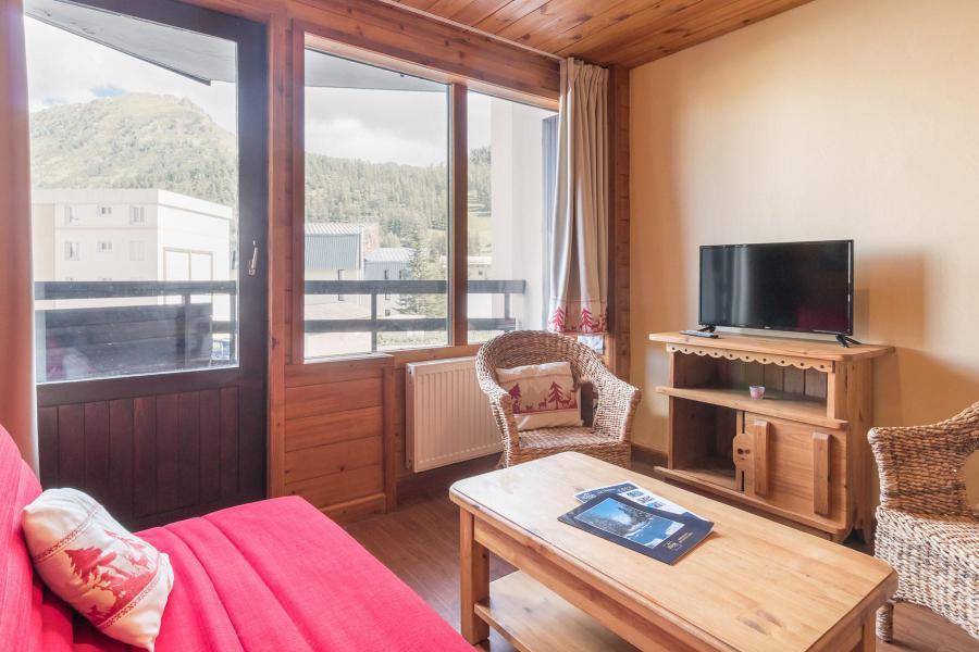 Аренда на лыжном курорте Апартаменты 2 комнат 6 чел. (SOLERO) - La Résidence la Loubatière - Montgenèvre