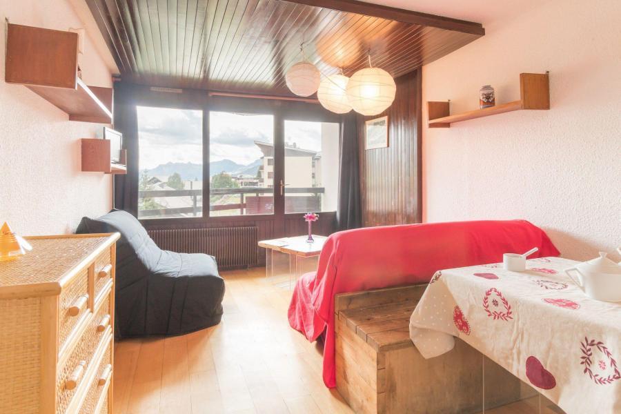 Location au ski Studio 2 personnes (GEY141) - La Residence La Loubatiere - Montgenèvre - Séjour