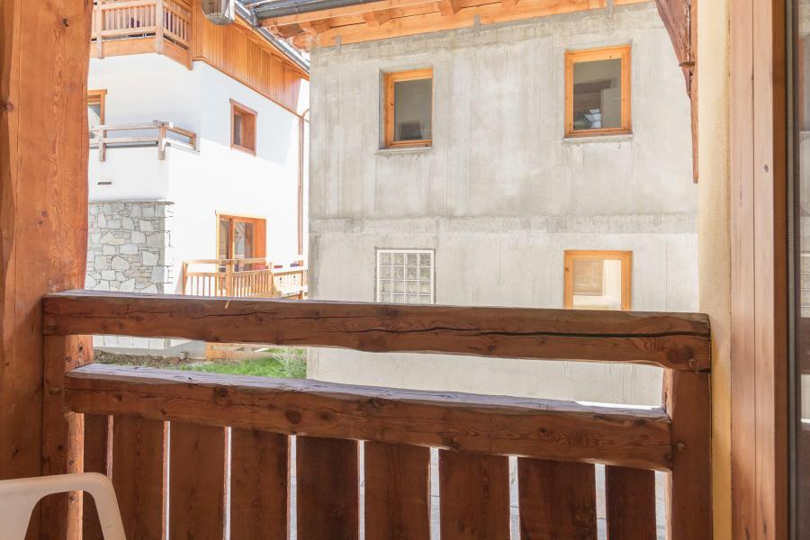 Аренда на лыжном курорте Квартира студия со спальней для 4 чел. (RICOSS) - La Résidence la Tourmente - Montgenèvre