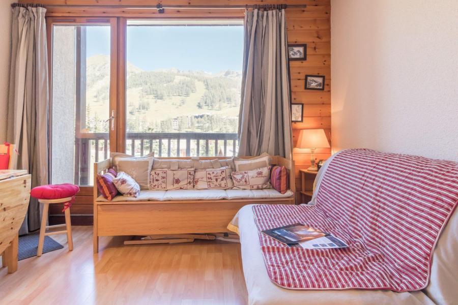 Location au ski Studio coin montagne 3 personnes (BRU203) - La Residence Le Picamont - Montgenèvre