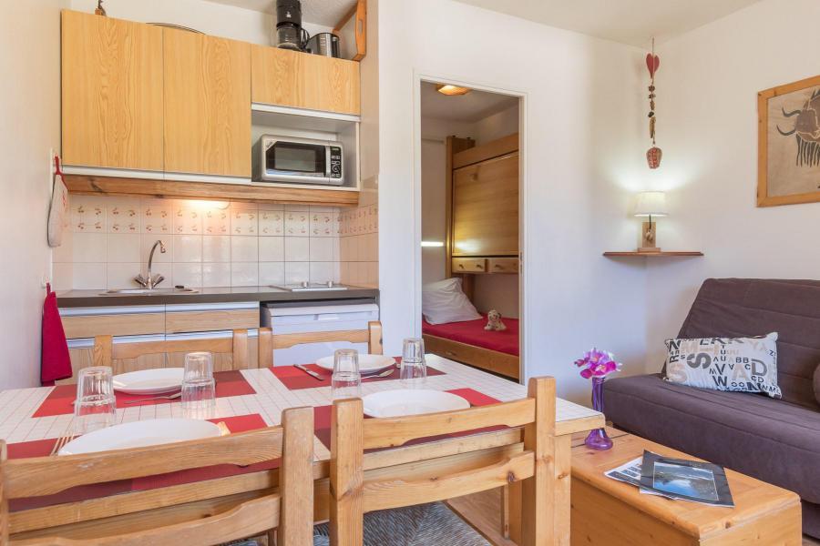 Аренда на лыжном курорте Квартира студия со спальней для 3 чел. (GUI104) - La Résidence le Picamont - Montgenèvre