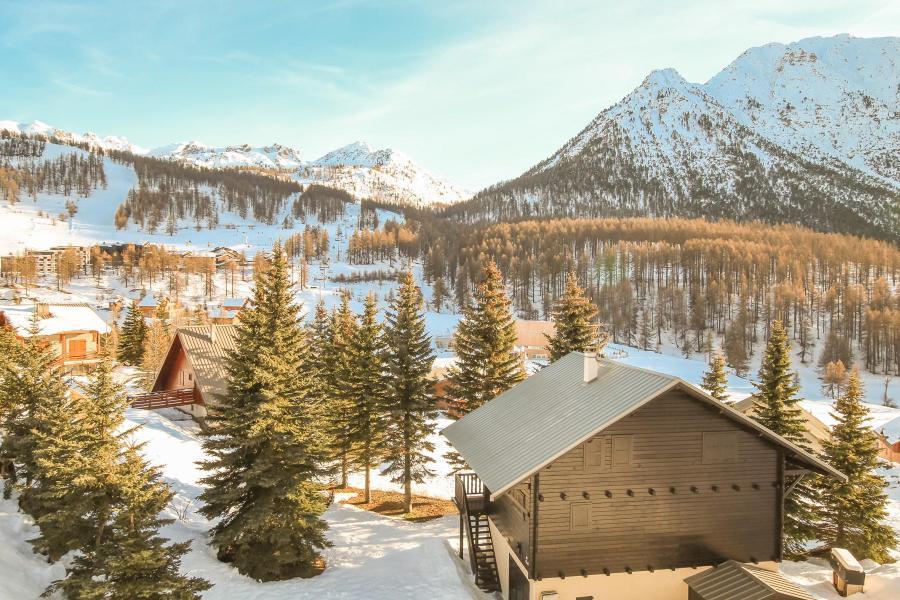 Аренда на лыжном курорте Квартира студия со спальней для 3 чел. (DOD107) - La Résidence le Picamont - Montgenèvre