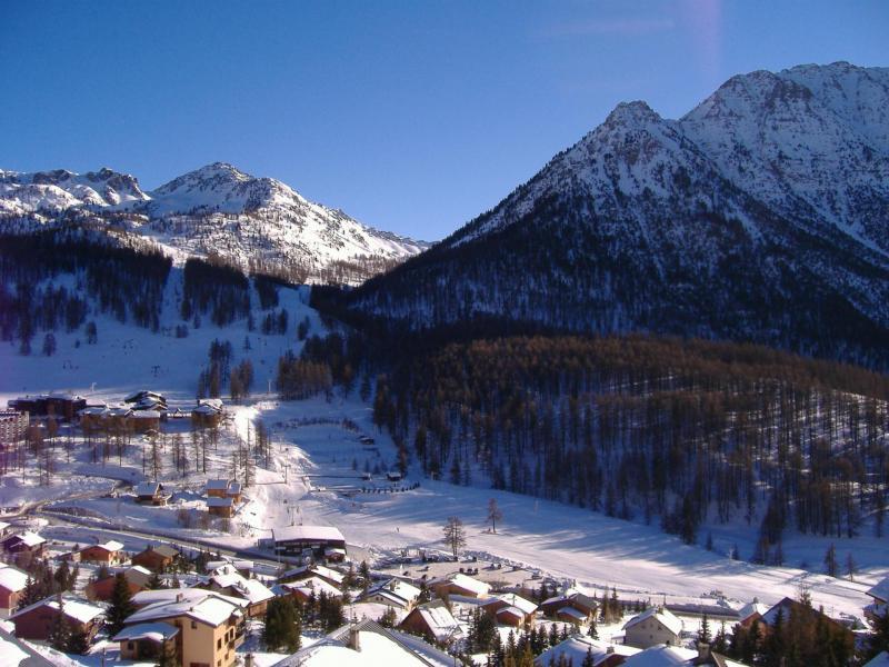 Location au ski Appartement 2 pièces 4 personnes (QUA311) - La Residence Le Plein Soleil - Montgenèvre - Extérieur hiver