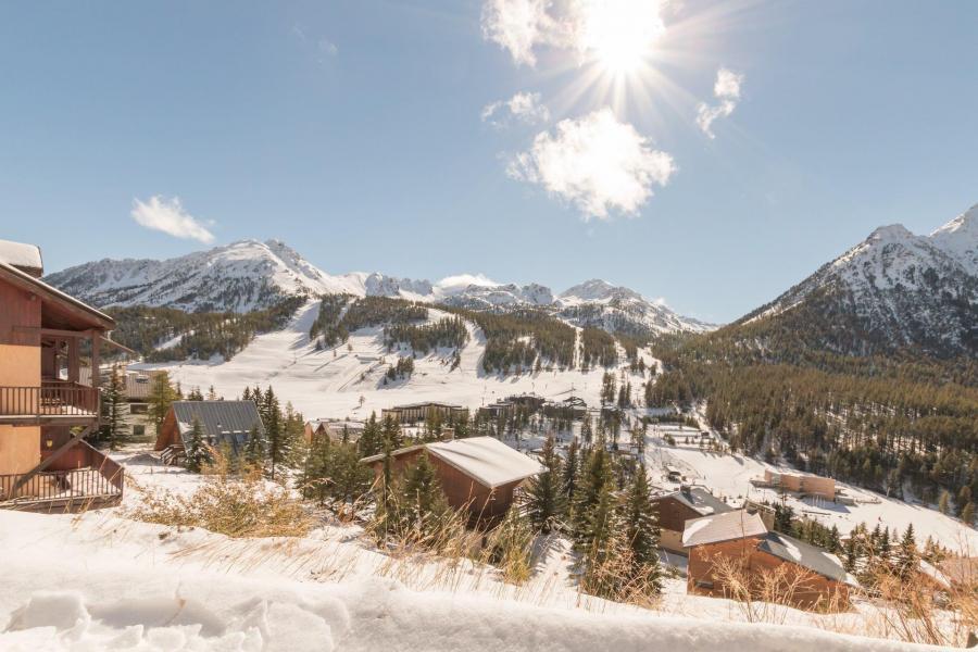 Location au ski La Residence Le Plein Soleil - Montgenèvre