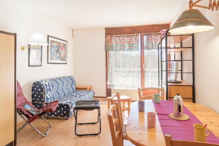 Location au ski Studio coin montagne 4 personnes (MAL41) - La Residence Les Anges - Montgenèvre - Clic-clac